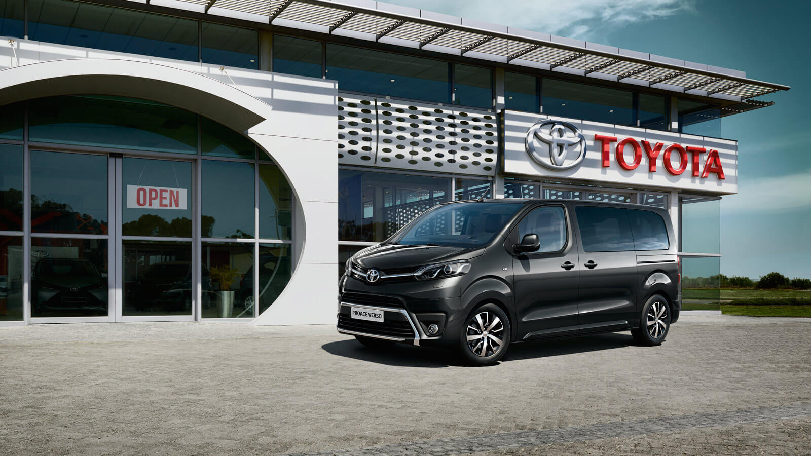 PROACE Verso models & features